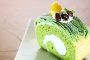 ロールケーキ テイクアウト